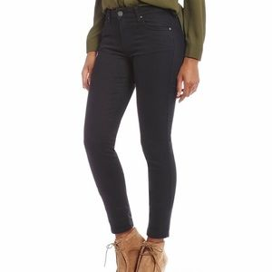 Kut From the Kloth Diana Skinny Black Jeans -NWT